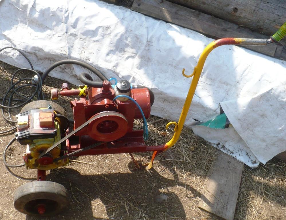 Самоделки из бензопилы урал: лодочный мотор, косилка, пилорама, мотоблок