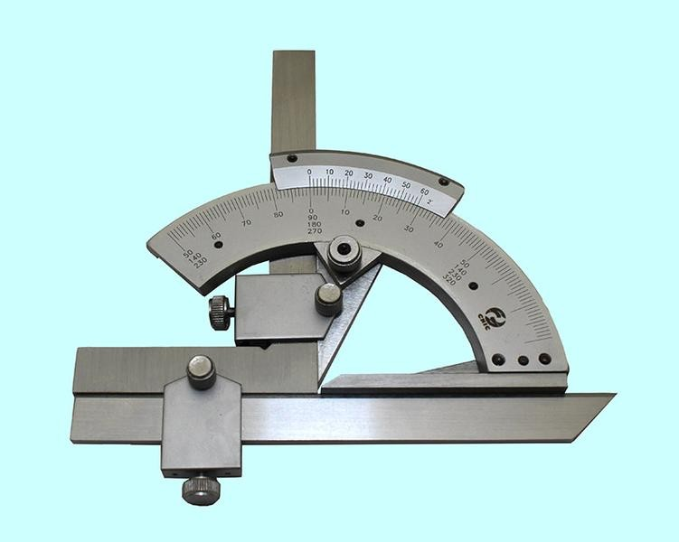 Угломер механический: слесарные и строительные типы угломерного инструмента, как правильно пользоваться