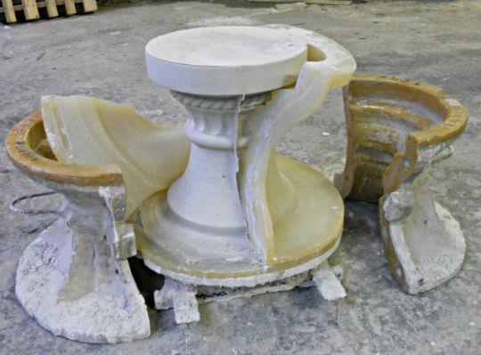 Печатный бетон : как сделать самому, технология произвосдтва