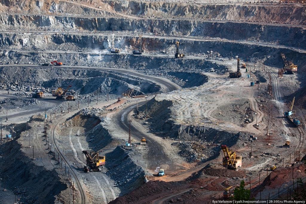 Железная руда: добыча, месторождения, состав, классификация
