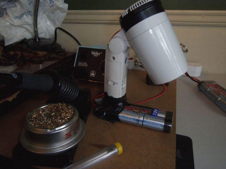 Строительный фен своими руками: схема и устройство, как сделать из обычного монтажный, как намотать спираль