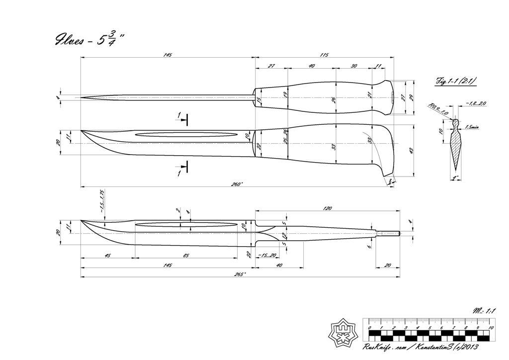 Как сделать ручку для ножа