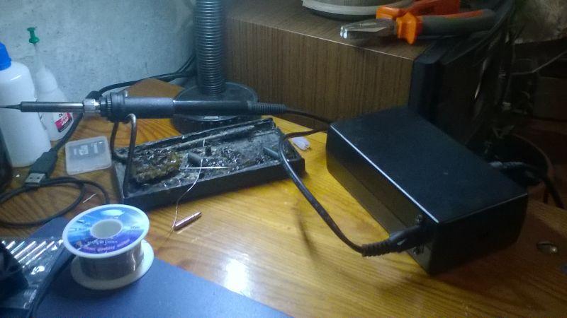 Паяльный фен, сделанный своими руками на базе паяльника или кулера: простая схема
