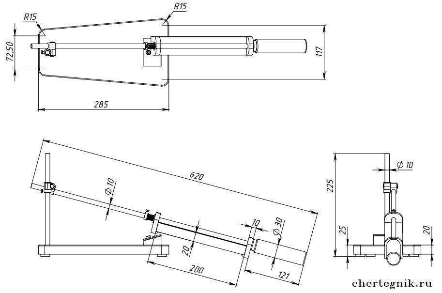 Приспособление для заточки ножей своими руками - доступные примеры