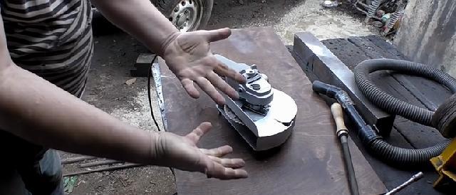 Самодельная насадка штроборез на болгарку: особенности работы и изготовление инструмента